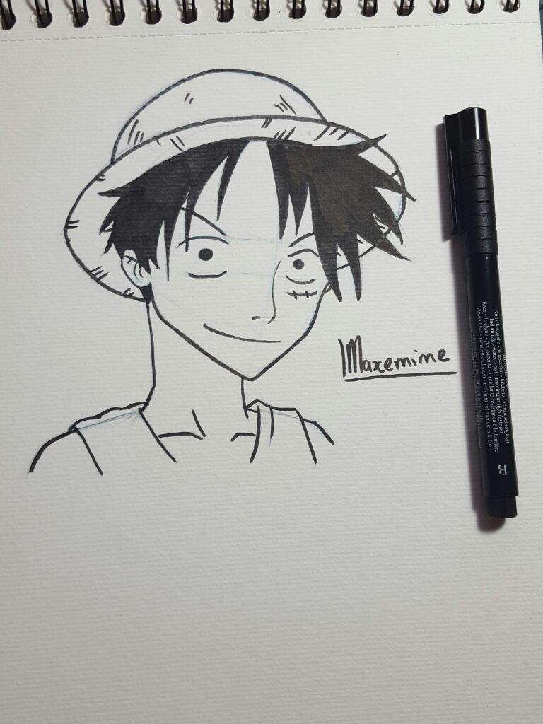 How To Draw Monkey D Luffy 2 One Piece Amino