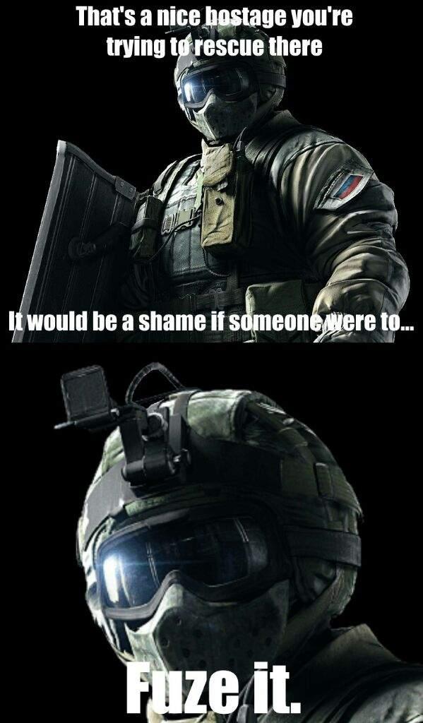 e1ba7d3ea1d2374e66b43822f1e7ce63b3a6b96e_hq rainbow six siege memes! shooter amino,Rainbow Six Siege Memes