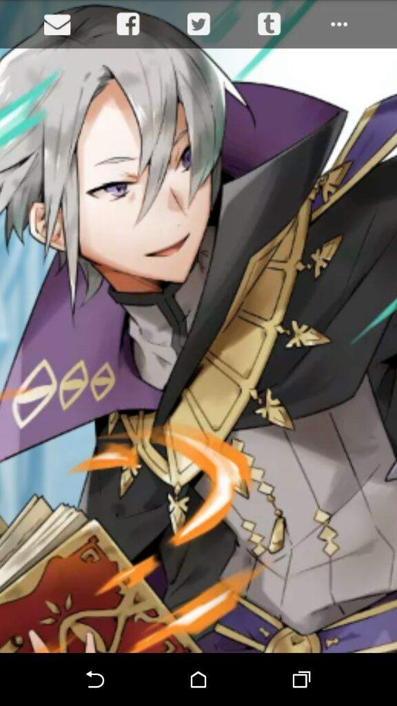 Henry eyes are open | Fire Emblem AminoFire Emblem Awakening Henry Eyes