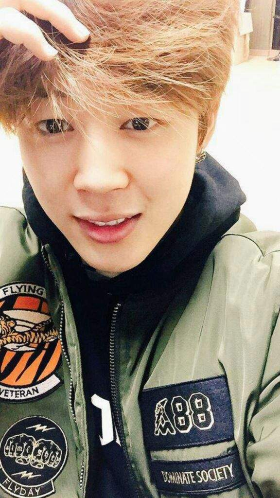 Jimin Without Makeup💄