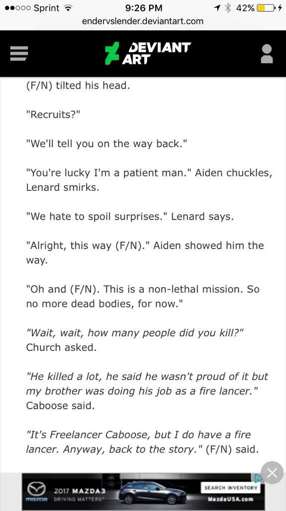 Lucky Patient Part 3