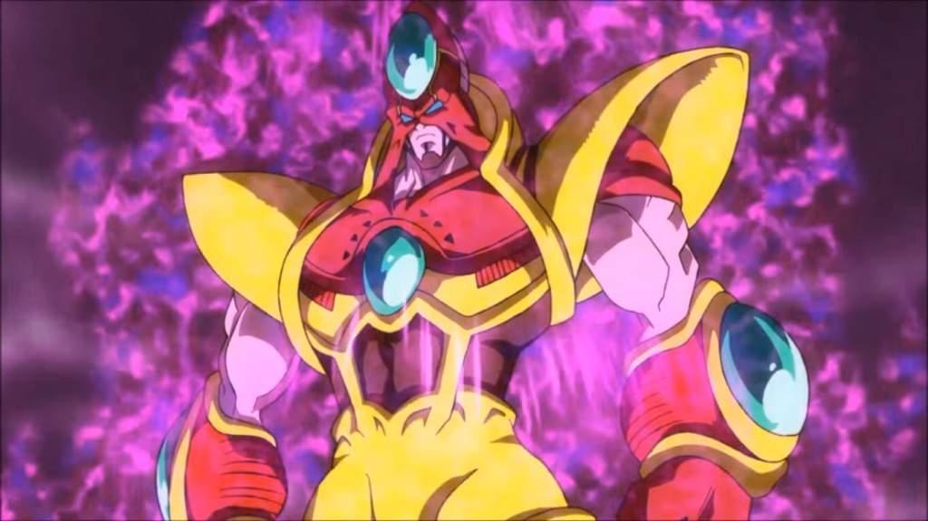 Baby Hatchiyack Vs Final Form demigra | DragonBallZ Amino