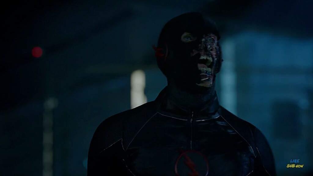 Black Flash Symbol The Flash Amino