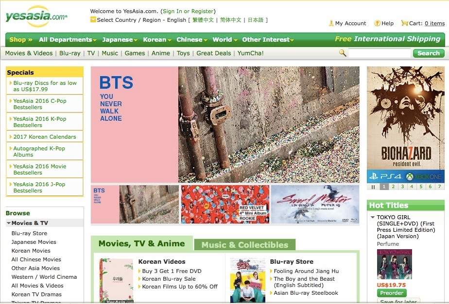 Where to buy BTS Albums & Official Merch | ARMY's Amino