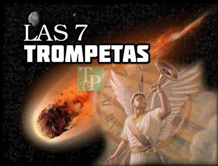 Las 7 Trompetas del apocalipsis 💀 😱   Mundo Secreto Amino