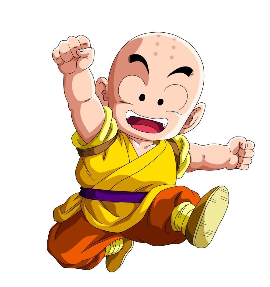 Kid Goku Or Krillin Dragonballz Amino