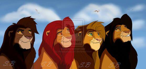 Minhacontinuaçãodisney Rei Leão 4 Disney Amino Pt Amino