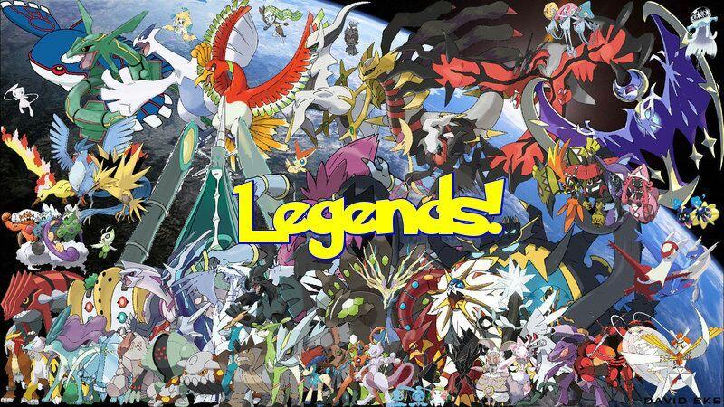 how to get legendaries in breeding