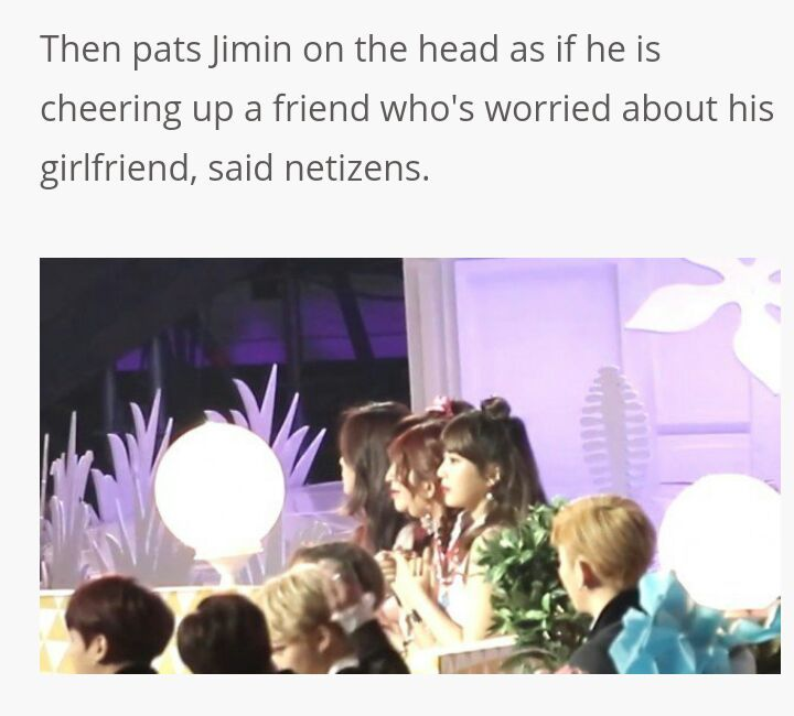 jimin dating rumor bts Netizens stir up dating rumors between #bts' jimin and red velvet's seulgi http://www allkpopcom/article/2017/0 2/netizens  twitter may be over capacity or.