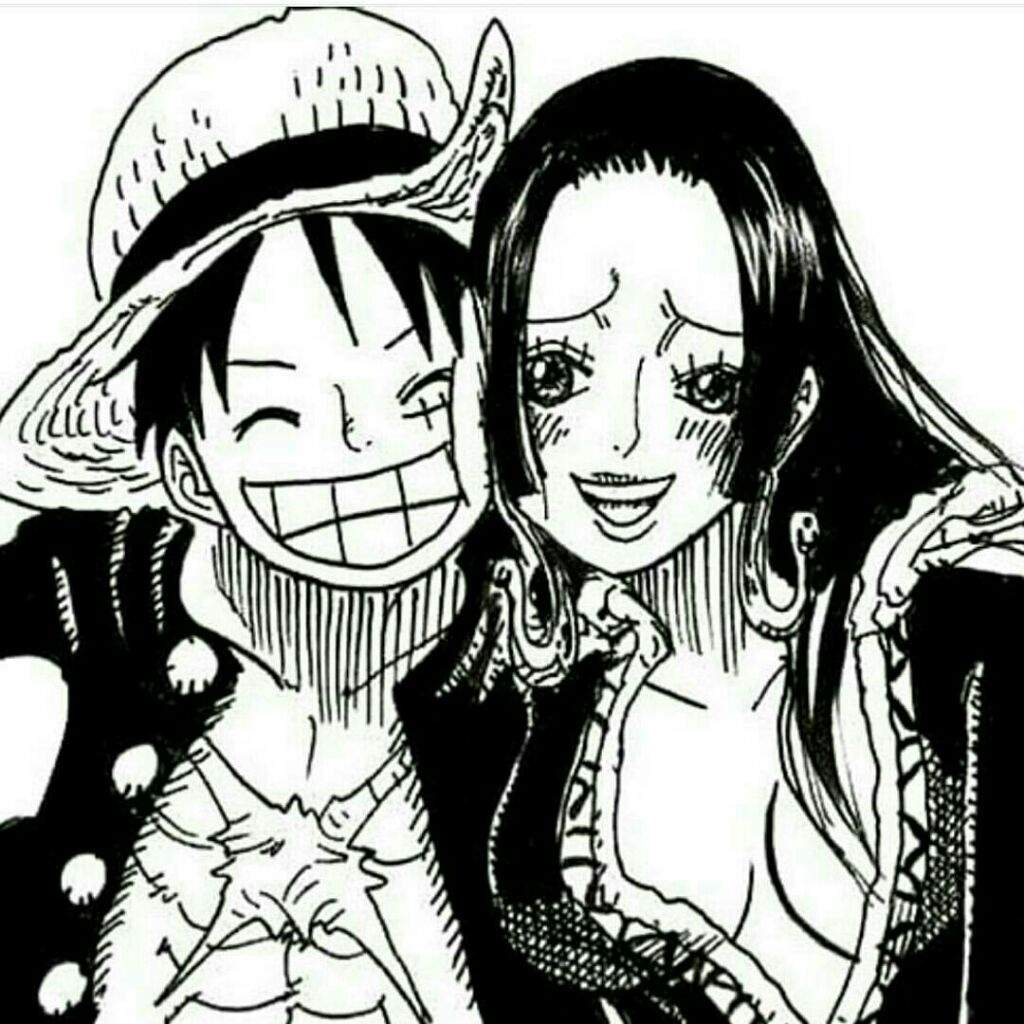 Why luffy x hancock needs to happen one piece amino - One piece luffy x hancock ...