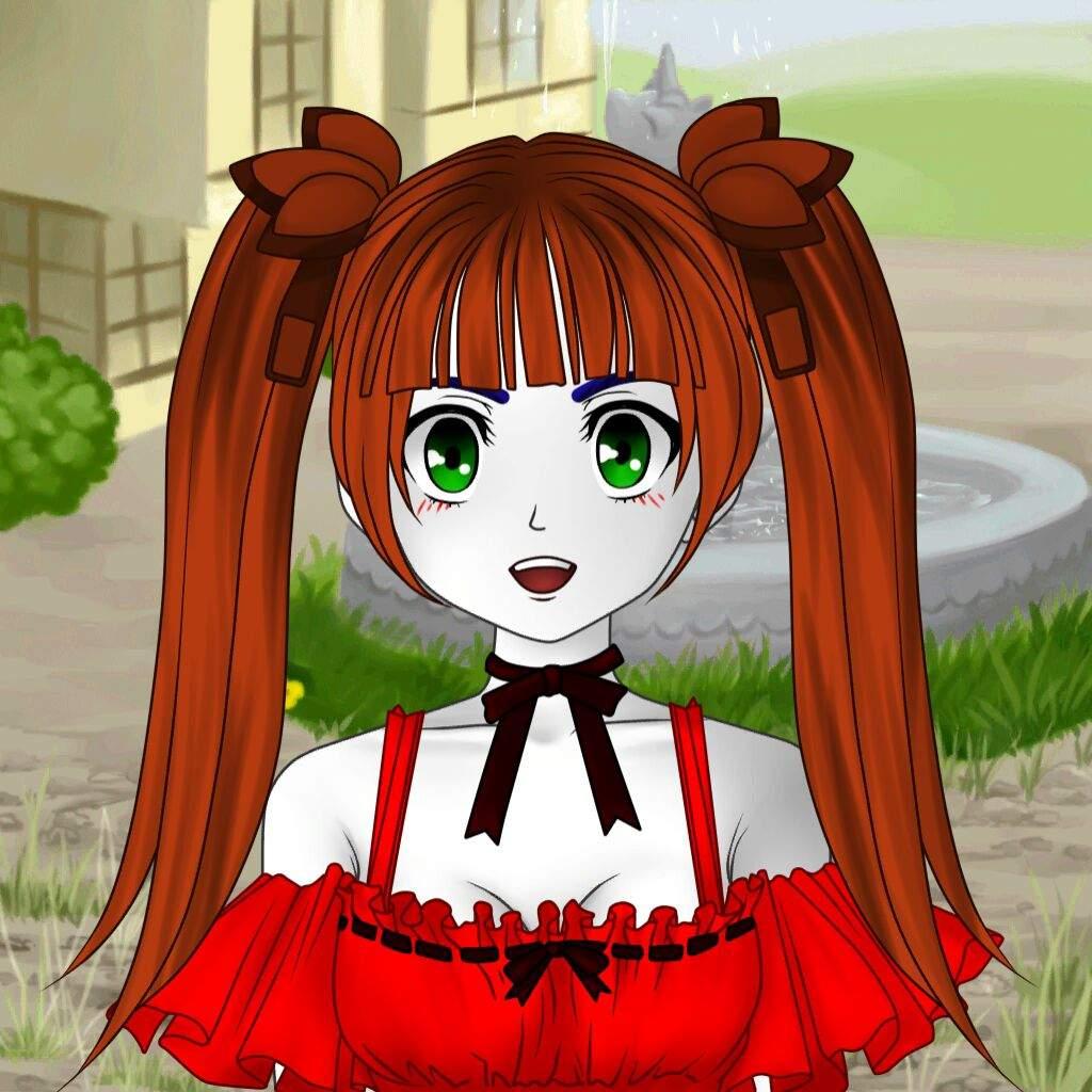 Resultado De Imagem Para Fnaf Anime Human Puppet Sister