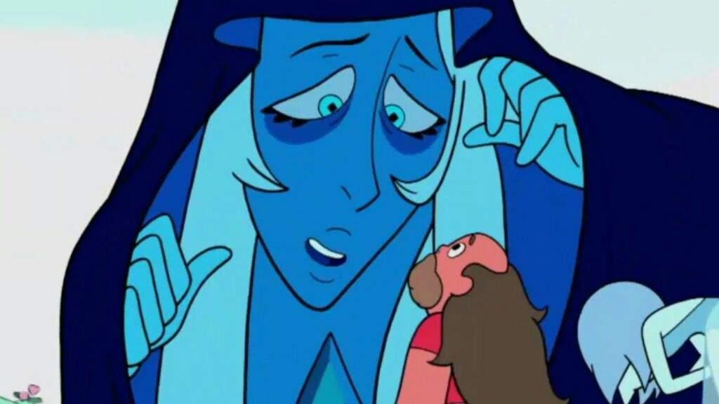 ○Blue Diamond○ [Fanart] | Cartoon Amino Español Amino
