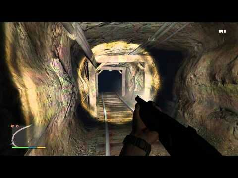 Hidden location # abandoned mineshaft | Grand Theft Amino