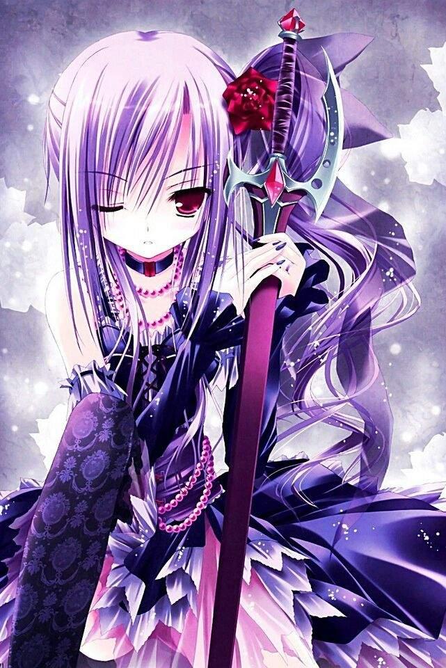 cool girl anime amino