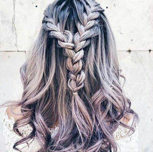 Peinados Hermosos Tumblr Peinados De Moda