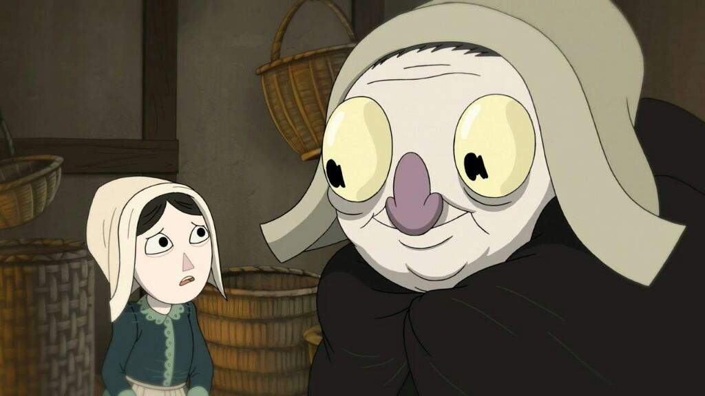 Over the garden wall meaning in art direction cartoon amino for Over the garden wall episode 9