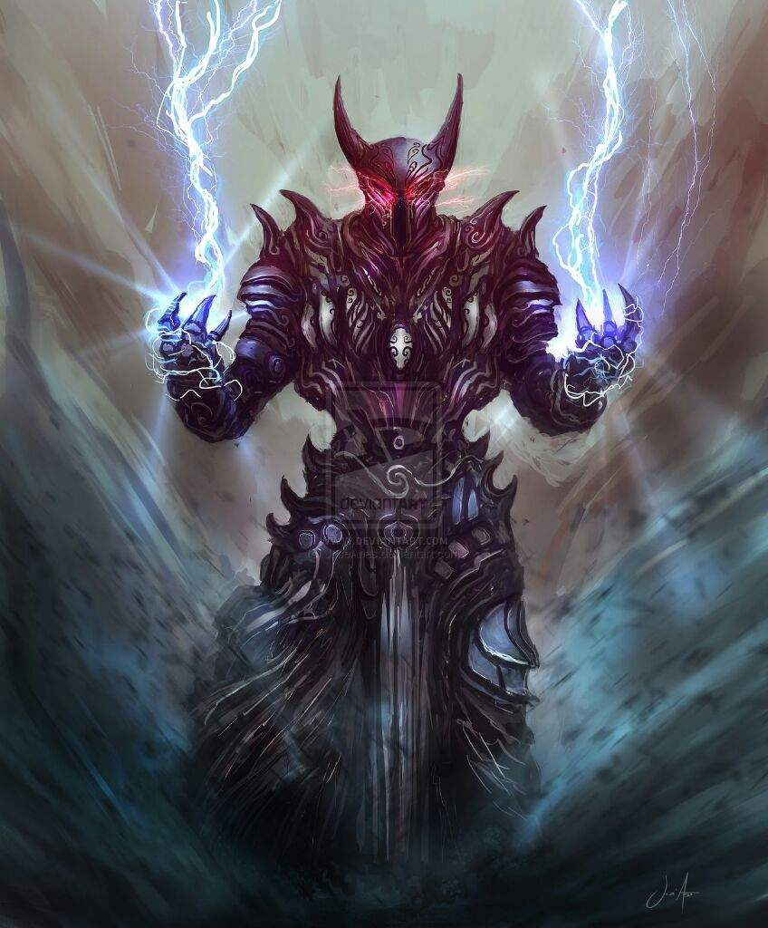 5e Character concept: The Storm Lord  | Tabletop Amino