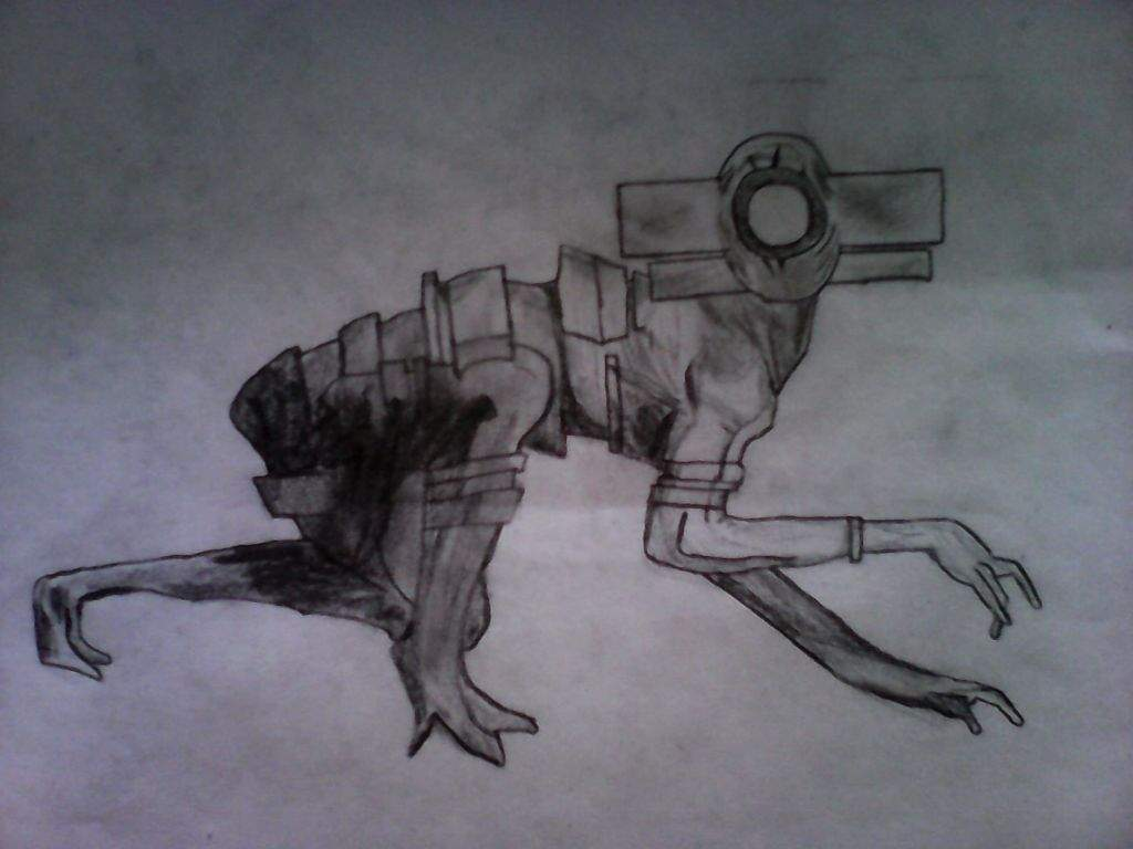 silent hill monsters drawings