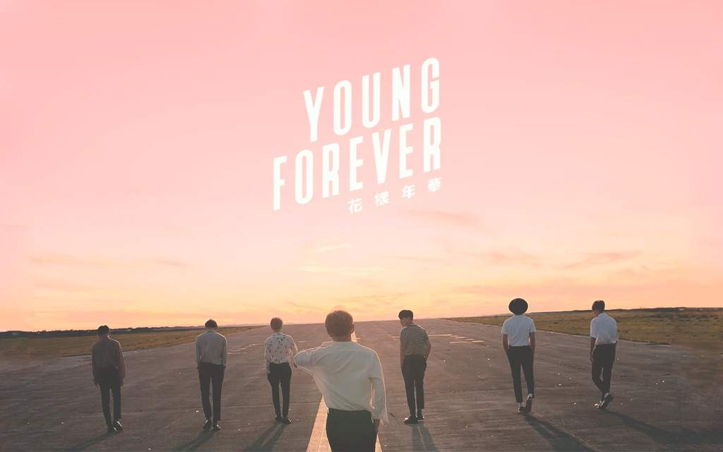 Young Forever Phone And Desktop Laptop Wallpapers Army S Amino