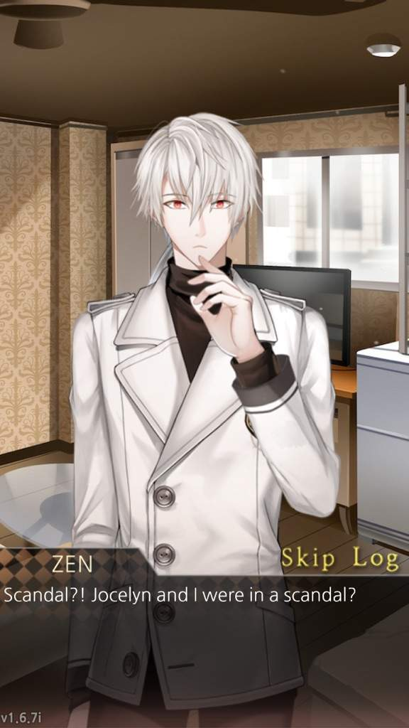 Zen Valentine S Day After Ending Mystic Messenger Amino