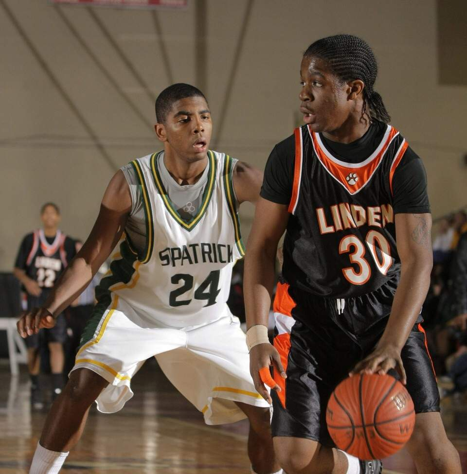 Kyrie Irving in High School | Sophomore Highlights - YouTube |Kyrie Irving College