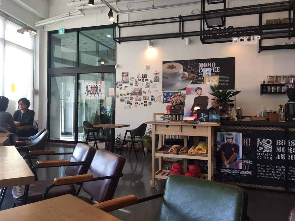 Wonho S Mom Cafe