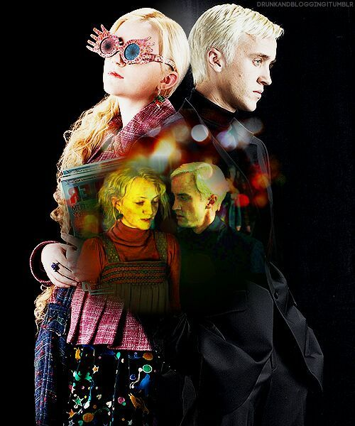 Luna x Draco | Harry P...