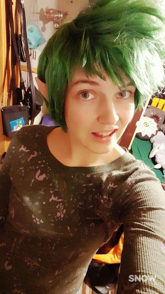 My Yarn Wig Adventure | Cosplay Amino