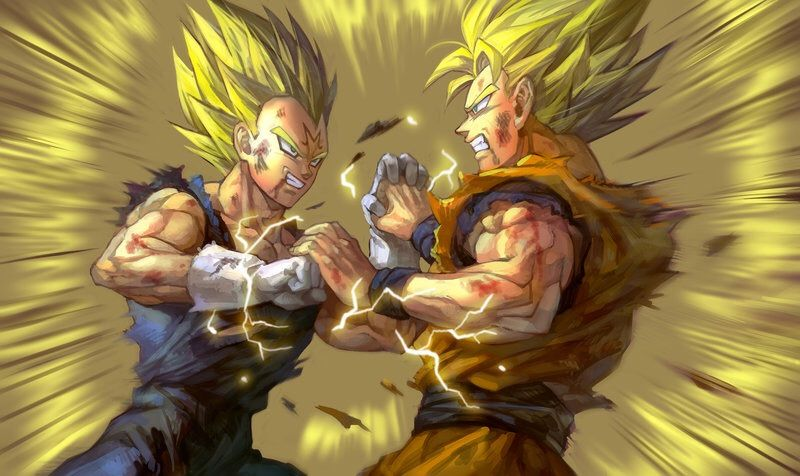Cool Dbz Pictures