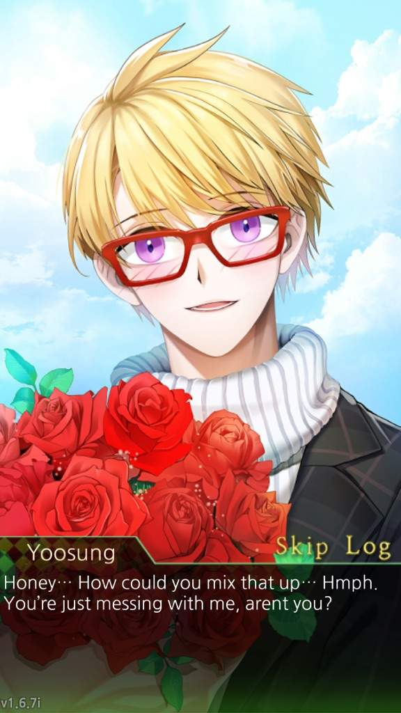 Yoosung Valentines Day After Ending Mystic Messenger Amino