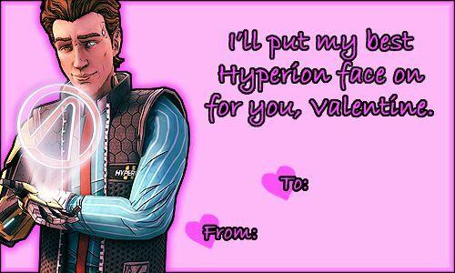Borderlands Valentines Cards Borderlands Amino