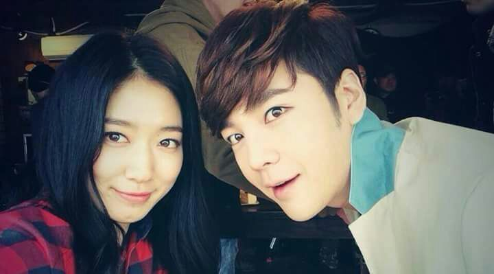 Jung yong hwa og park shin hye dating 2013