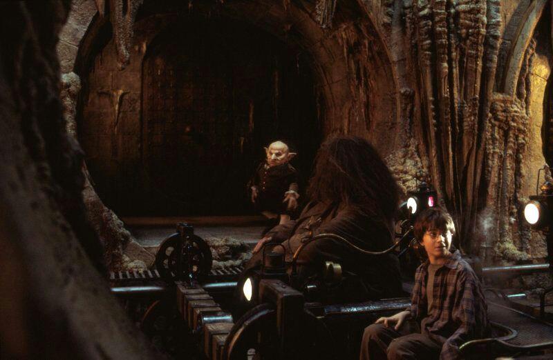 Soldados Nerd: Gringotes, o banco bruxo!!!