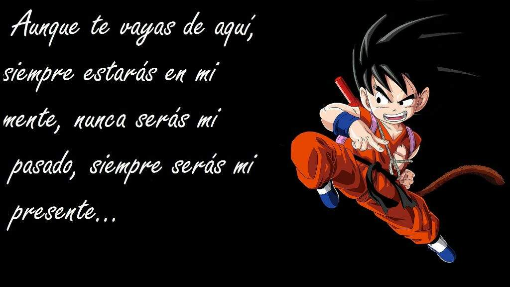 Frases De Amor Estilo Dragon Ball Para San Valentin Dragon Ball
