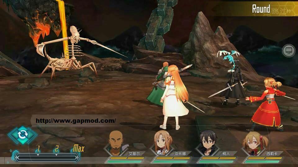 Ya Probaron El Juego De Sao Para Android Sword Art Online Sao Amino