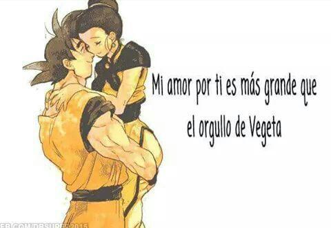 Frases De Amor Estilo Dragon Ball Para San Valentin Dragon Ball