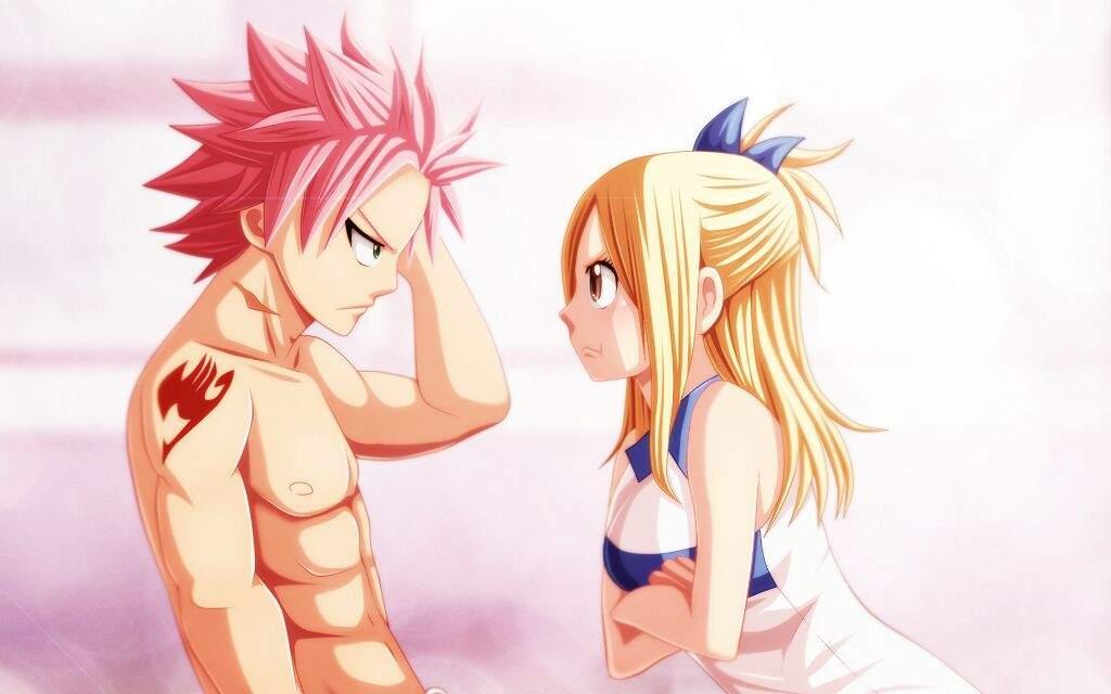 Natsu e Lucy | Wiki | Otanix Amino