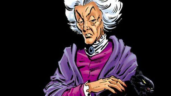 f07b9d47ab5 A verdadeira idade de Agatha Harkness é desconhecida mas ela é de Nova  Salem