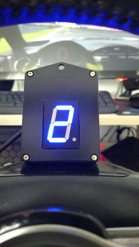 G27 arduino dashboard | Maker Amino