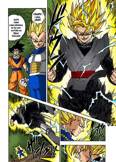 Manga 19 De Dragon Ball Super A Color Dragon Ball Espanol Amino