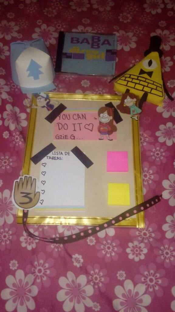 Manualidades Gravity Falls Amino Español Amino