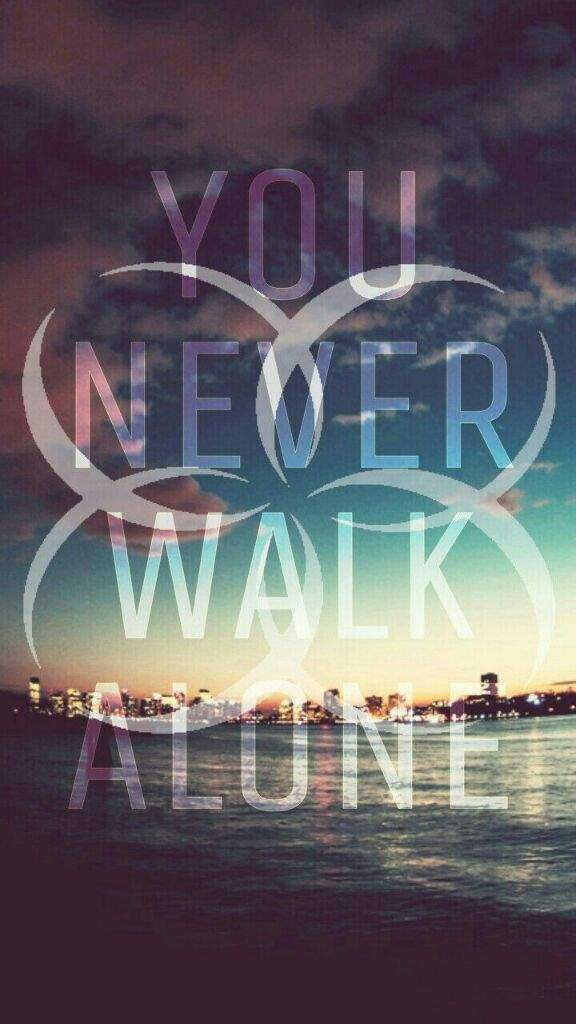 You Never Walk Alone Wallpaper Army S Amino