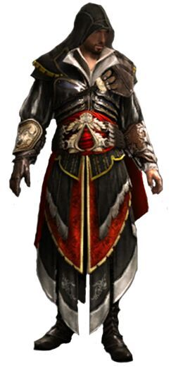 Ezio S Armor S And Robes Assassins Creed Amino