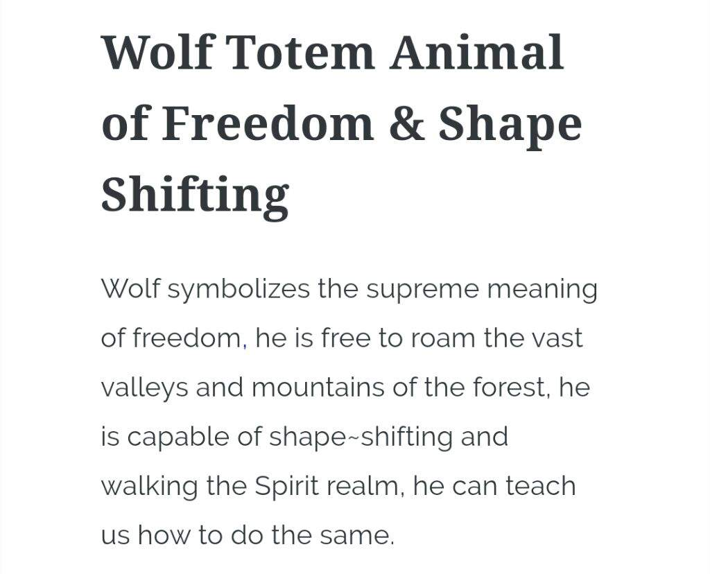 Owc day 6 wolf pagans witches amino wolf spirit animal symbol of teaching the family pack buycottarizona Choice Image