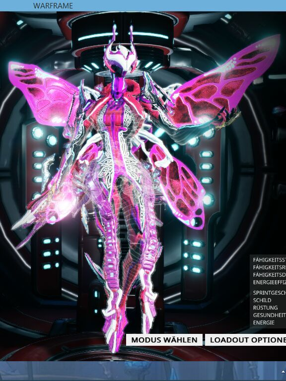 Valentine Fashion Frame | Warframe Amino