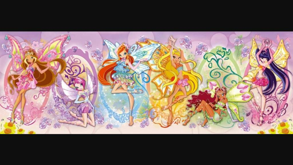 Here Are Some Winx Club Pics Hope You Like Them