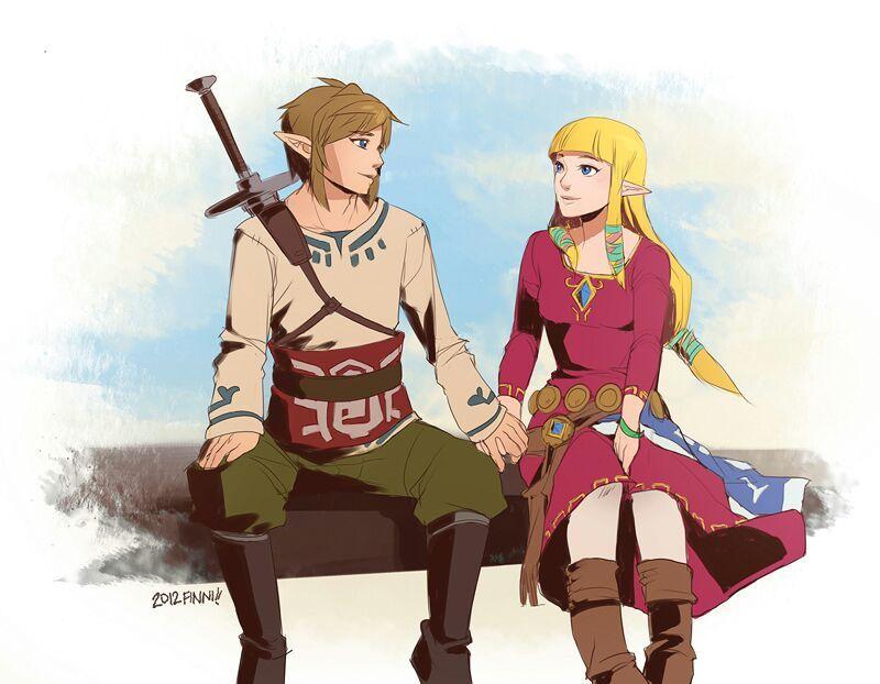 Skyward Sword Zelink   Wiki   Zelda Amino
