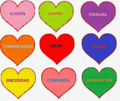 Actividad San Valentin Escritos Del Corazón Amino