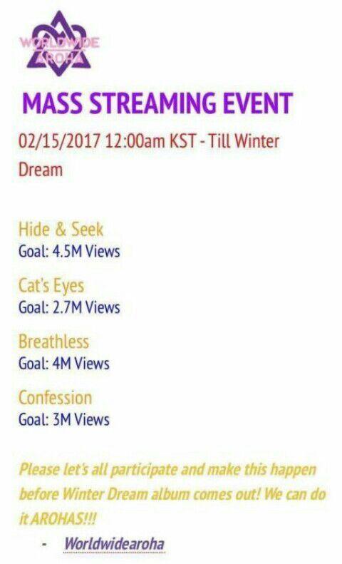 Winter Dream ~Astro [Tracklist & Preorder]   K-Pop Amino