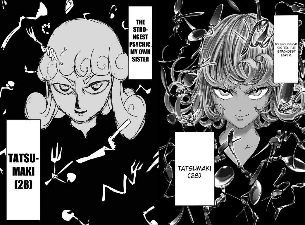 The Art Style Of One Punch Man Before Was Popular Anime Amino